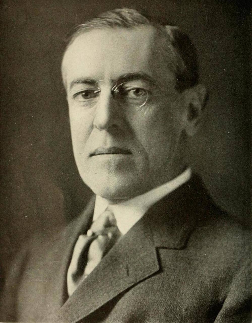 President_Woodrow_Wilson