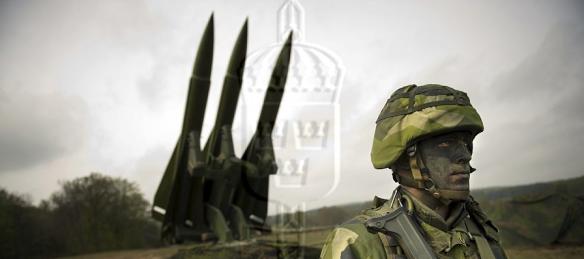Foto: Försvarsmakten/Combat Camera