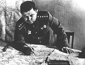 Krigsplanering Foto: Wikipedia