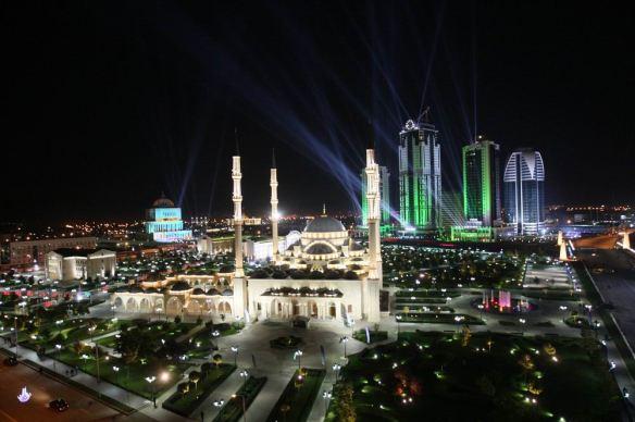 Grozny idag (Russiatrek.org)
