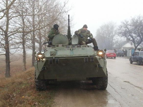 Ryskt Marininfanteri
