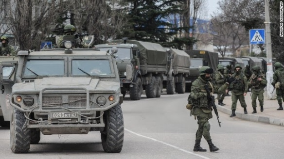 Russia invades Crimea in Ukraine - CNN